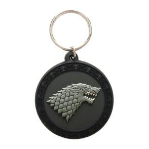 Game of Thrones - Μπρελόκ House Stark - επίσημο προϊόν (100-100-766)
