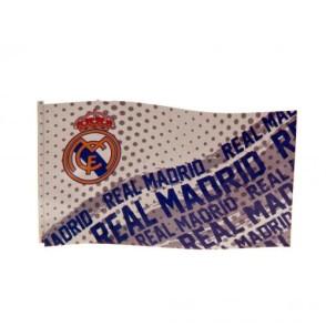 Σημαία Ρεαλ Μαδρίτης  - Επίσημο προϊόν  (100-100-392)