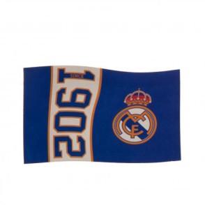 Σημαία Ρεάλ Μαδρίτης  - Επίσημο προϊόν  (100-100-421)