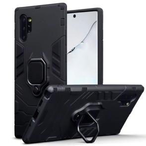 Terrapin Ανθεκτική Dual Layer Θήκη Samsung Galaxy Note 10 Plus - Black (131-002-194)