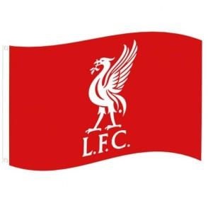 Σημαία Liverpool F.C - Επίσημο Προϊόν(100-100-838)