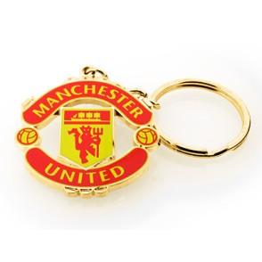 Μεταλλικό μπρελόκ -  Manchester United F.C (100-100-582)