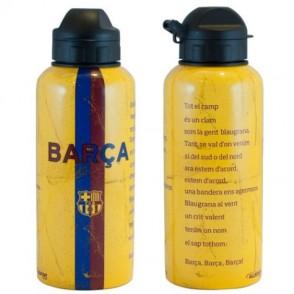 Μεταλλικό μπουκάλι νερού Μπαρτσελόνα- Barca (100-100-362)