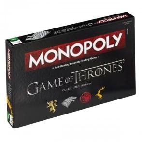 Επιτραπέζιο Game of Thrones Monopoly -  επίσημο προϊόν  (100-100-772)