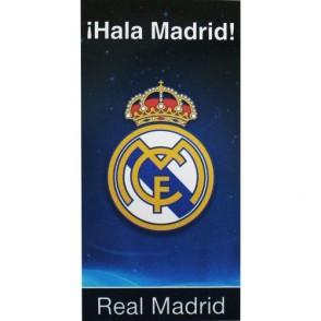 Πετσέτα μεγάλη Real Madrid μπλέ- Επίσημο προϊόν (100-100-671)