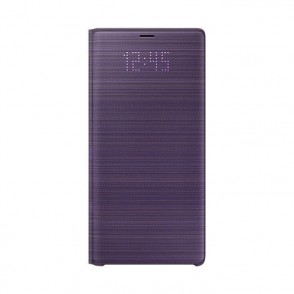 Official Samsung LED View Cover Galaxy Note 9 - Lavender Purple (EF-NN960PVEGWW)