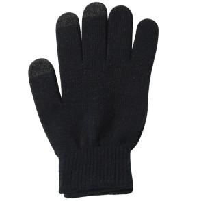 Γάντια για Οθόνη Αφής Μαύρα με αντιολισθητική  επένδυση ΟΕΜ (200-103-282)