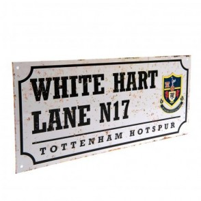 Μεταλλική διακοσμητική πινακίδα Tottenham Hotspur F.C. Retro (100-100-835)