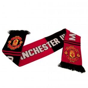Κασκόλ Manchester United F.C -Επίσημο προϊόν (100-100-482)