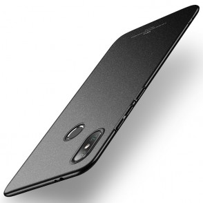 MSVII Super Slim Σκληρή Θήκη PC Xiaomi Mi A2/6X - Black (200-103-031)