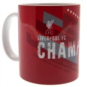 Κούπα Liverpool Champions of Europe - επίσημο προϊόν  (100-100-854)