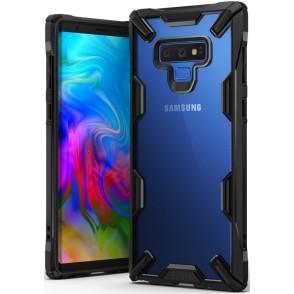 Ringke Fusion-X Θήκη για Samsung Galaxy Note 9 με TPU Bumper - Black (200-103-013)