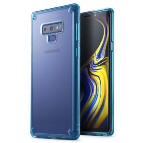 Ringke Fusion Θήκη για Samsung Galaxy Note 9 Aqua Blue (200-103-015)