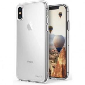 Ringke Air Διάφανη Θήκη Slim για iPhone XS Max Crystal View (200-103-076)