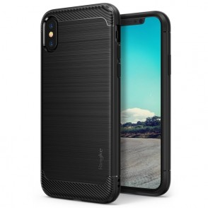 Ringke Onyx Θήκη για iPhone XS Max μαύρη (200-103-078)