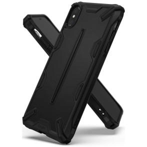 Ringke Dual X Θήκη iPhone XS Max - Black (200-103-177)