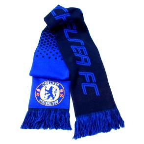 Κασκόλ Chelsea F.C.  - Επίσημο προϊόν (100-100- 285)