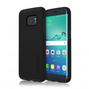 Incipio Galaxy S7 Edge DualPro Black (SA-745-BLK)
