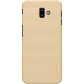 Nillkin Super Frosted Back Cover Gold για το Samsung Galaxy J6 Plus (200-103-742)