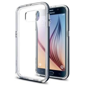 Spigen Samsung Galaxy S6 Neo Hybrid CC Metal Slate (SGP11509)