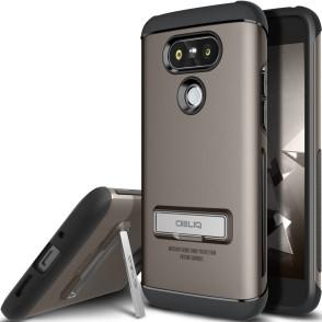 Obliq Θήκη Skyline Advance Pro LG G5 - Gunmetal (OBLG5SKYA01)