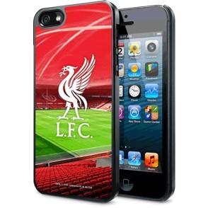 Liverpool Θήκη για iPhone 5/5S/5SE  3D- Επίσημο προϊόν (100-100-454)