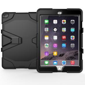 Ανθεκτική Θήκη Tech-Armor Survive για iPad Air 2 με stand μαύρη ( 200-102-121)