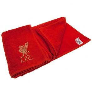 Πετσέτα Liverpool ποιότητας ζακάρ  - Επίσημο προϊόν (100-100-457)
