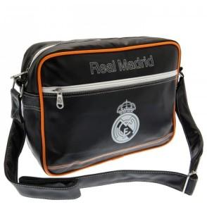 Τσάντα ώμου Real Madrid από πολυεστέρα - Επίσημο προϊόν (100-100-664)