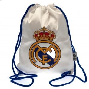 Τσάντα γυμναστηρίου Real Madrid - Επίσημο Προϊόν (100-100-674)