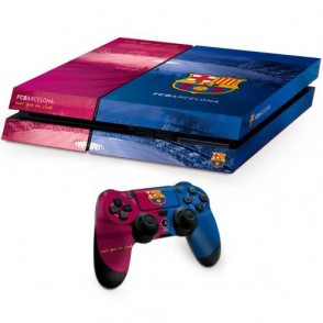 Barcelona  σετ Skin για Playstation 4 (PS4) - επίσημο προϊόν (100-100-583)