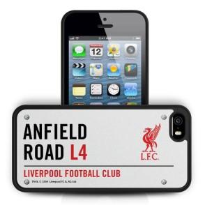 Liverpool FC θήκη  για iPhone 5/5s  - Επίσημο προιόν