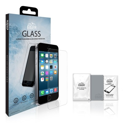 Eiger iPhone 5 / 5s / SE 2.5D GLASS Clear (EGSP00102)