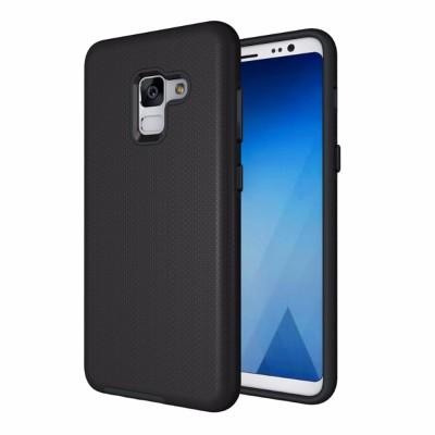 Eiger Galaxy A8 2018 North Case Black (EGCA00111)
