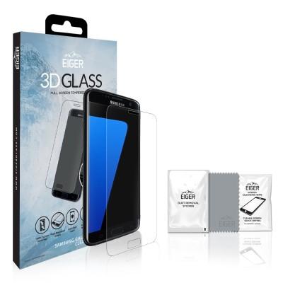 Eiger Galaxy S7 Edge 3D GLASS Clear (EGSP00117)