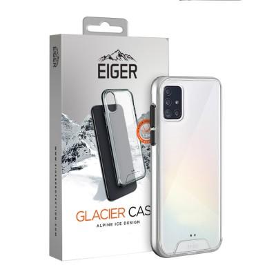 Eiger Galaxy A51 Glacier Case Clear (EGCA00197)