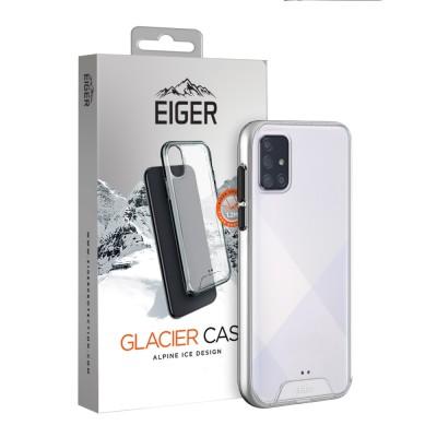 Eiger Galaxy A71 Glacier Case Clear (EGCA00198)