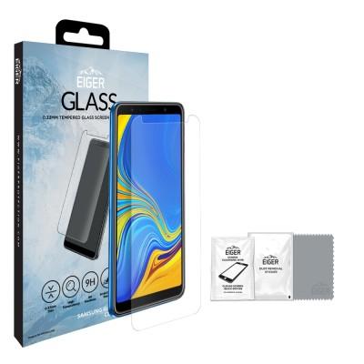 Eiger Galaxy A7 2018 2.5D GLASS Clear (EGSP00318)