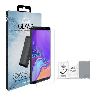Eiger Galaxy A9 2018 2.5D GLASS Clear (EGSP00345)