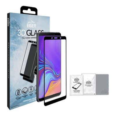 Eiger Galaxy A9 2018 Full Screen 3D GLASS (EGSP00346)