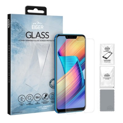 Eiger Huawei Honor Play 2.5D GLASS Clear (EGSP00377)