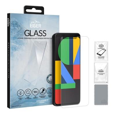 Eiger Google Pixel 4 2.5D GLASS Clear (EGSP00551)