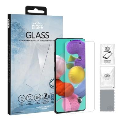 Eiger Galaxy A51 2.5D GLASS Clear (EGSP00573)