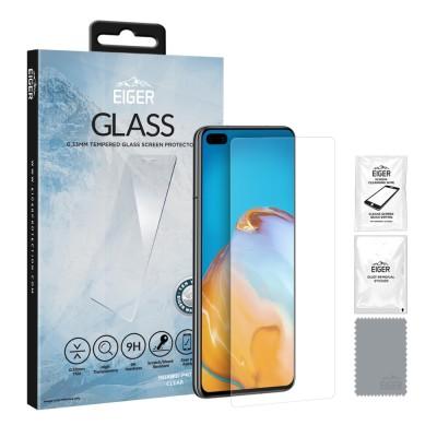 Eiger Huawei P40 2.5D GLASS Clear (EGSP00597)