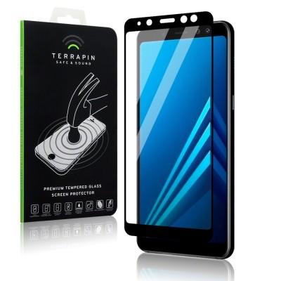 Αντιχαρακτικό Γυάλινο Screen Protector Samsung Galaxy A8 2018 by Terrapin