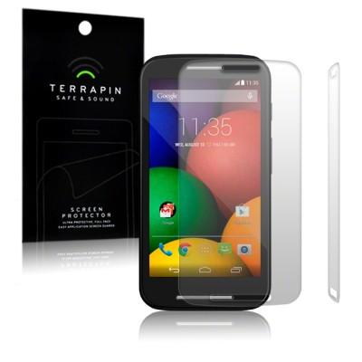 Μεμβράνη Προστασίας Οθόνης Motorola Moto E