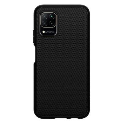Spigen Liquid Air - Θήκη Huawei P40 Lite - Black (ACS00972)