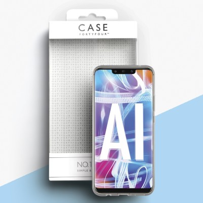 Case FortyFour Huawei Mate 20 Lite No. 1 Clear (CFFCA0128)