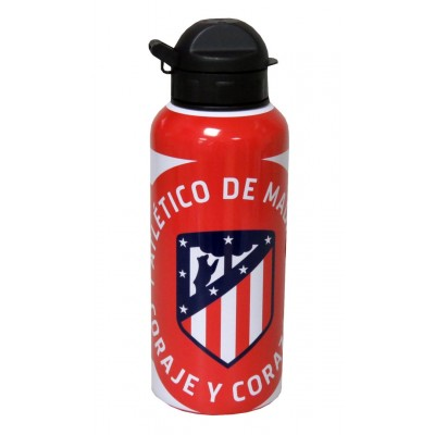 Μεταλλικό Μπουκάλι Atletico Madrid - Επίσημο προϊόν