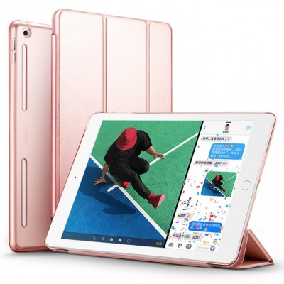ESR Yippee Plus Case Pink iPad 9,7 2017/2018  (200-106-963)